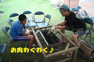 夕涼み会準備 ブログ用1.jpg