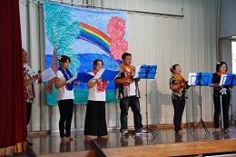文化祭(ブログ用⑩ハワイアン).JPG