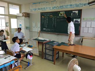 研究授業 6年板書2.JPG