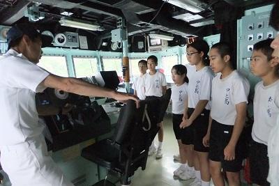 海上自衛隊船見学⑤.jpg